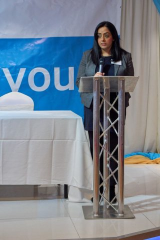 Cllr Arooj Shah - Local Picture