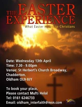 The Easter Experience 13th April 2016