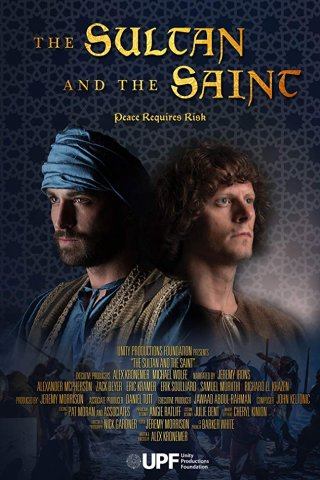 The Sultan and the Saint - movie poster