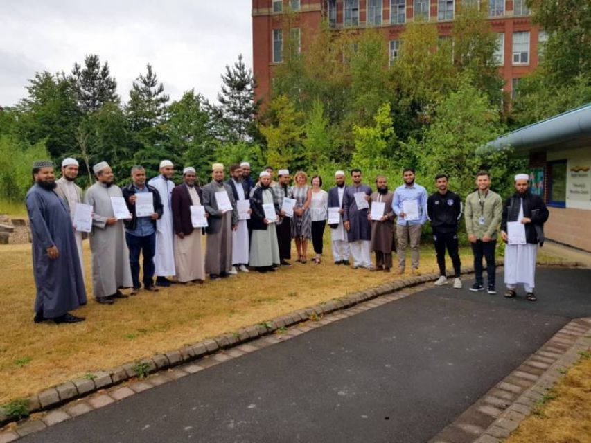 Oldham Mosques' Council CSE Training Completion