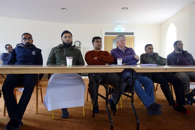 Members attending the OIF, GDPR Seminar