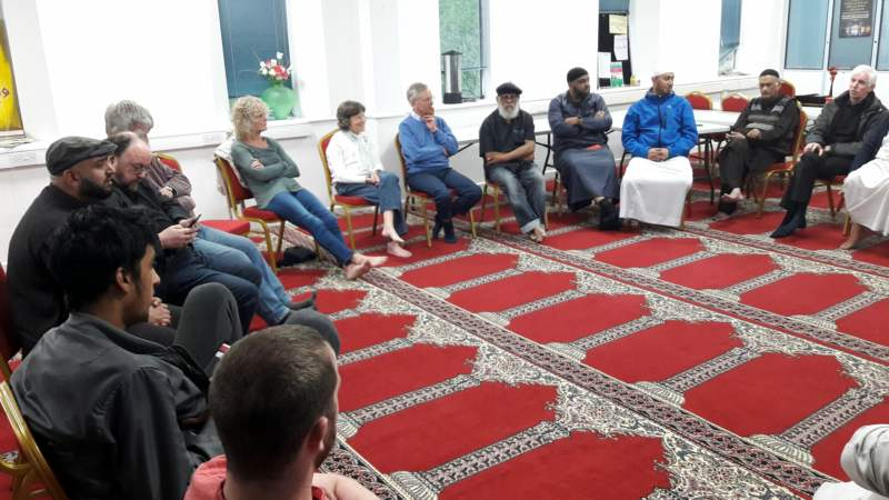 Interfaith Fast Day - discussion group