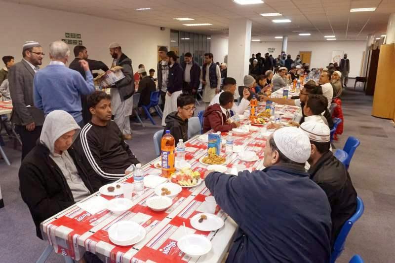 Interfaith Fast Day - Iftar