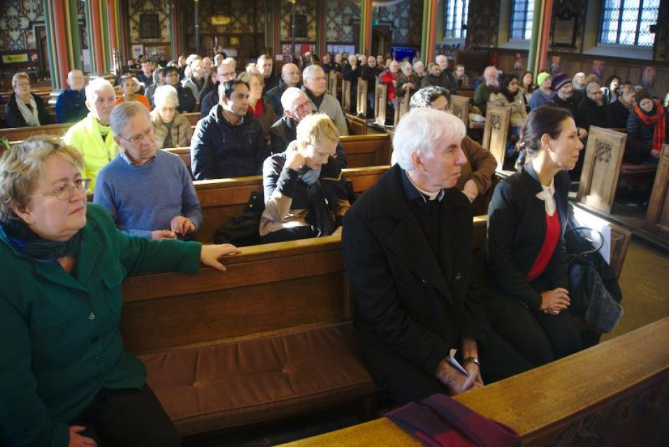 150 from wide range of faiths attended