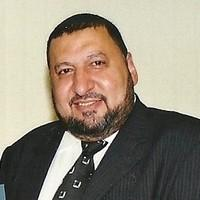 Portrait of Mohammed Tufail MBE