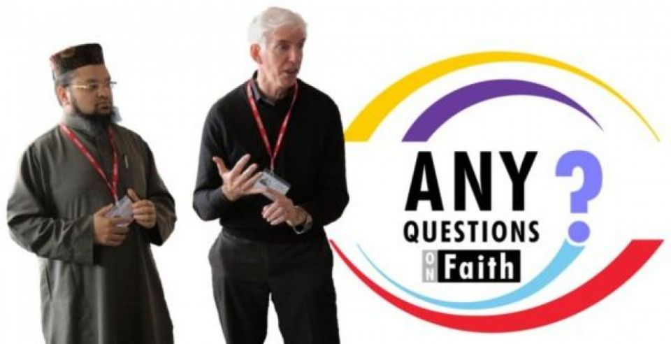 Graphic: Any Questions on Faith