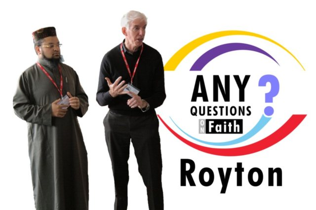 Any Questions - Royton, Oct 9th