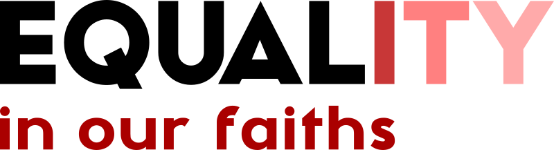 Equality in our Faith