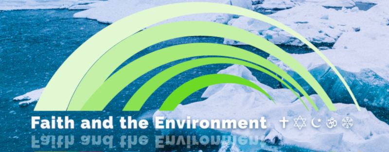 Faith and the Environment 2018 Banner