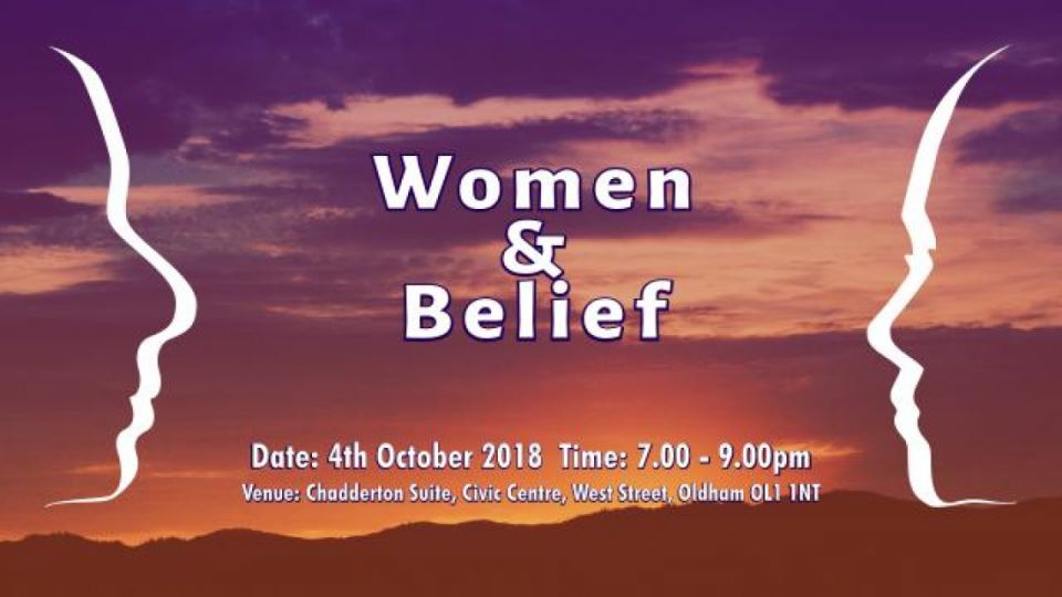 women and belief